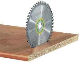 Пильный диск с мелким зубом 210x2.4x30 W52